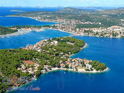 Apartment Rogoznica 1A (Holiday Rentals Croatia  > Šibenik and Zadar area > Rogoznica) - View enlarged photo